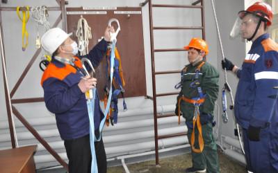 Обучение по охране труда «Изучение Правил по охране труда при работе на высоте» 3 группа