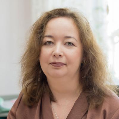 Крупина Наталья Юрьевна
